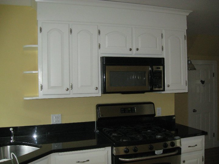 kitchen cabinet painting Andover, MA